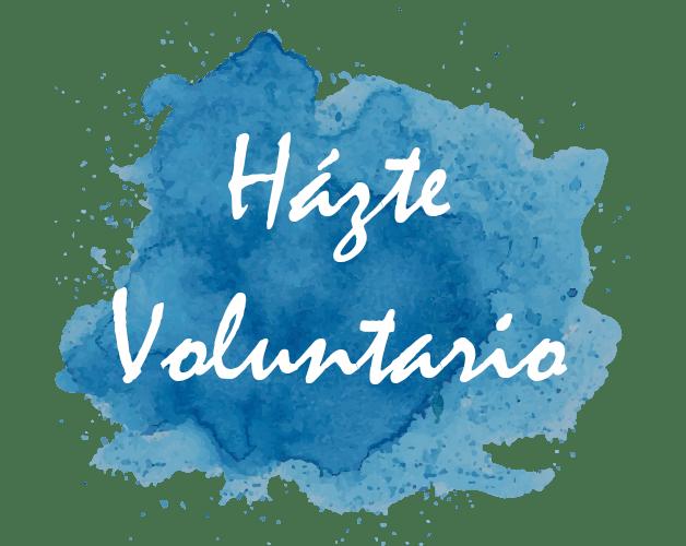 Házte Voluntario | Ong Manzana Azul